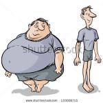 El Sobrepeso por 'Nutrición' con alimentos falsos