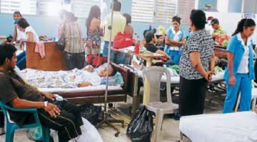 Destrucción sistemática del Sector de la Salud Publica / Por Dr Angel Paz, Medico y Cirujano