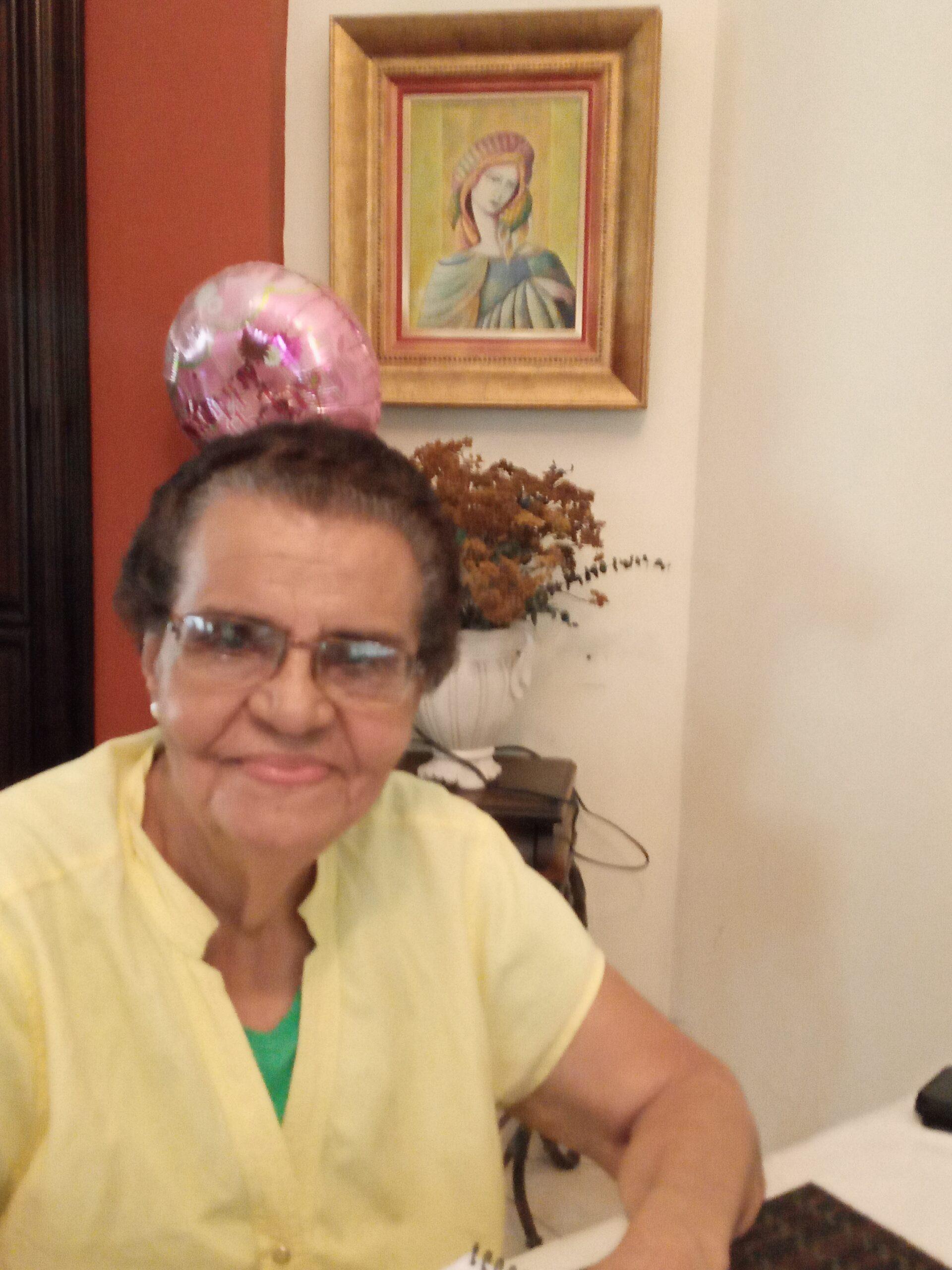 Reflexiones de una hondureña (88 años)